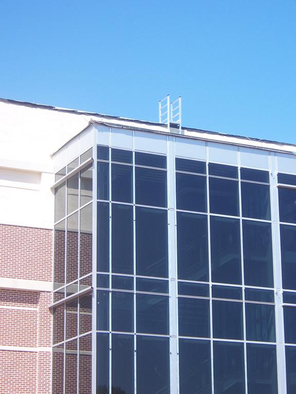 Uwf Science Building Saf Southern Aluminum Finishing