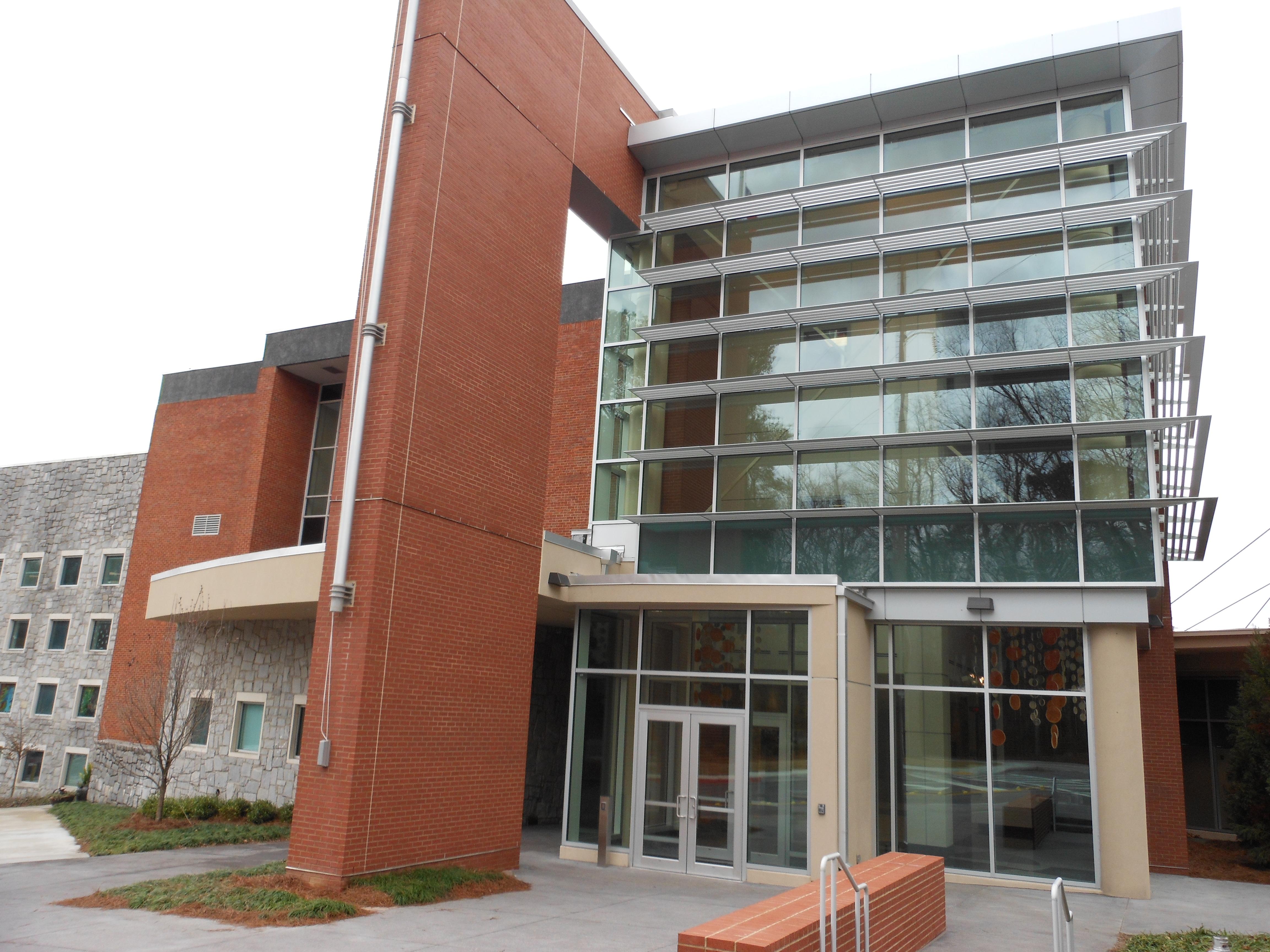 North Atlanta High School Saf Southern Aluminum