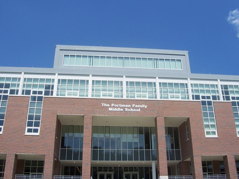 Portman Family Middle School Lovett School Atlanta Ga
