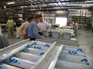 CM Wall Panel Fabrication Training