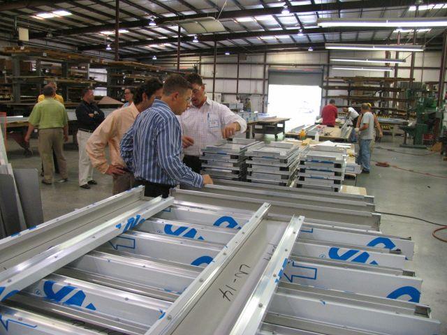 Saf Offers Acm Panel Fabrication Course Saf Ga Saf