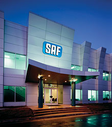 Paint Maintenance - SAF Fabrication Facility in the greater metropolitan Atlanta Area.