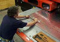 SAF Metal Fabrication Services