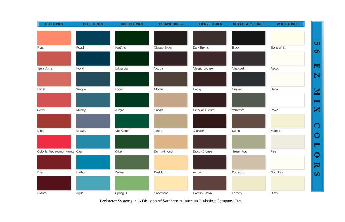 Powder Blue Color Chart Bing Images