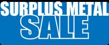 SAF Metal Surplus Sale
