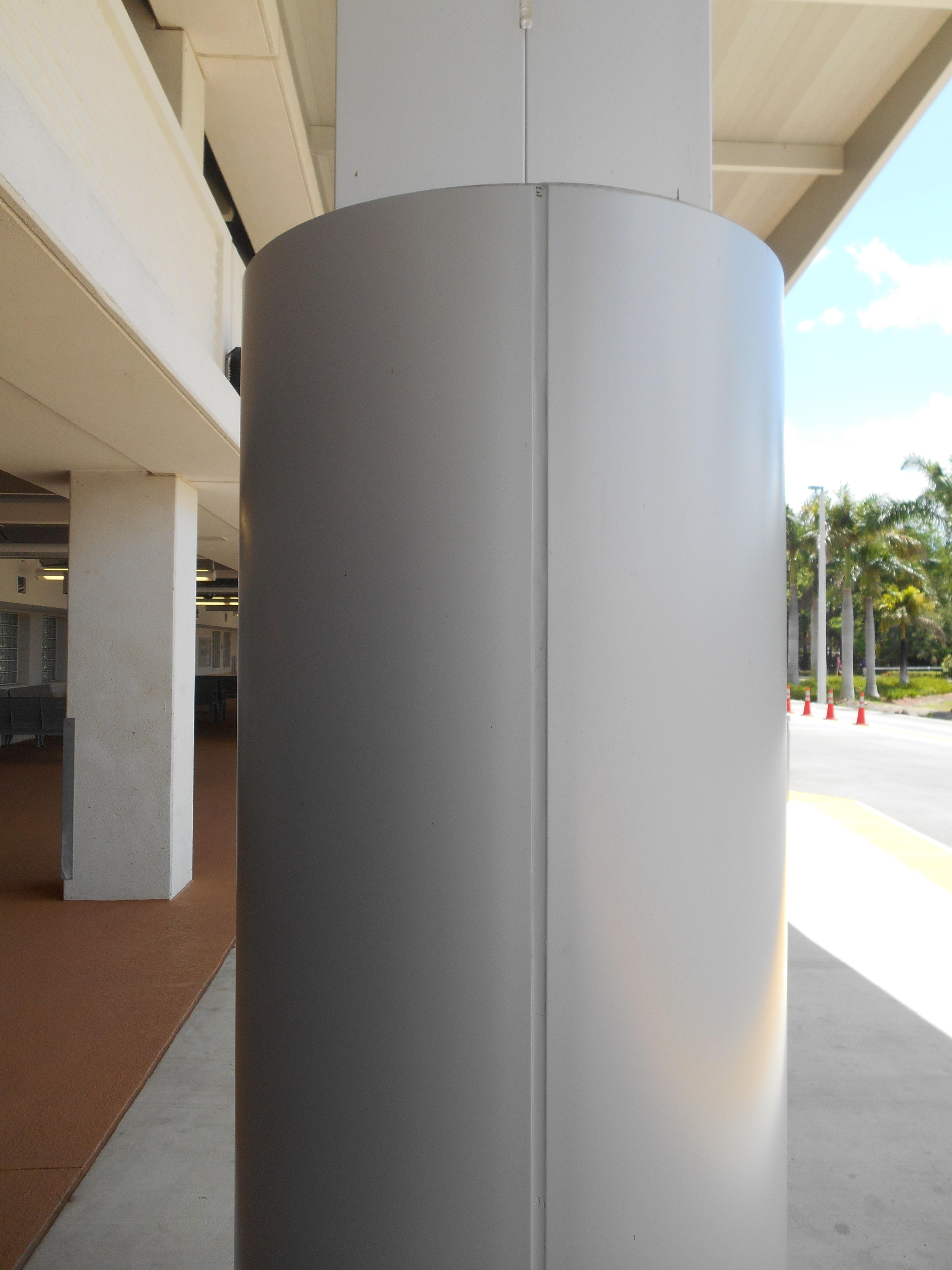 Image Result For Decorative Column Wraps