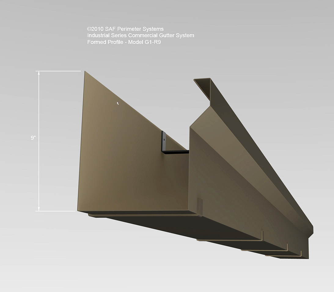 Industrial Gutters Saf Southern Aluminum Finishing Co
