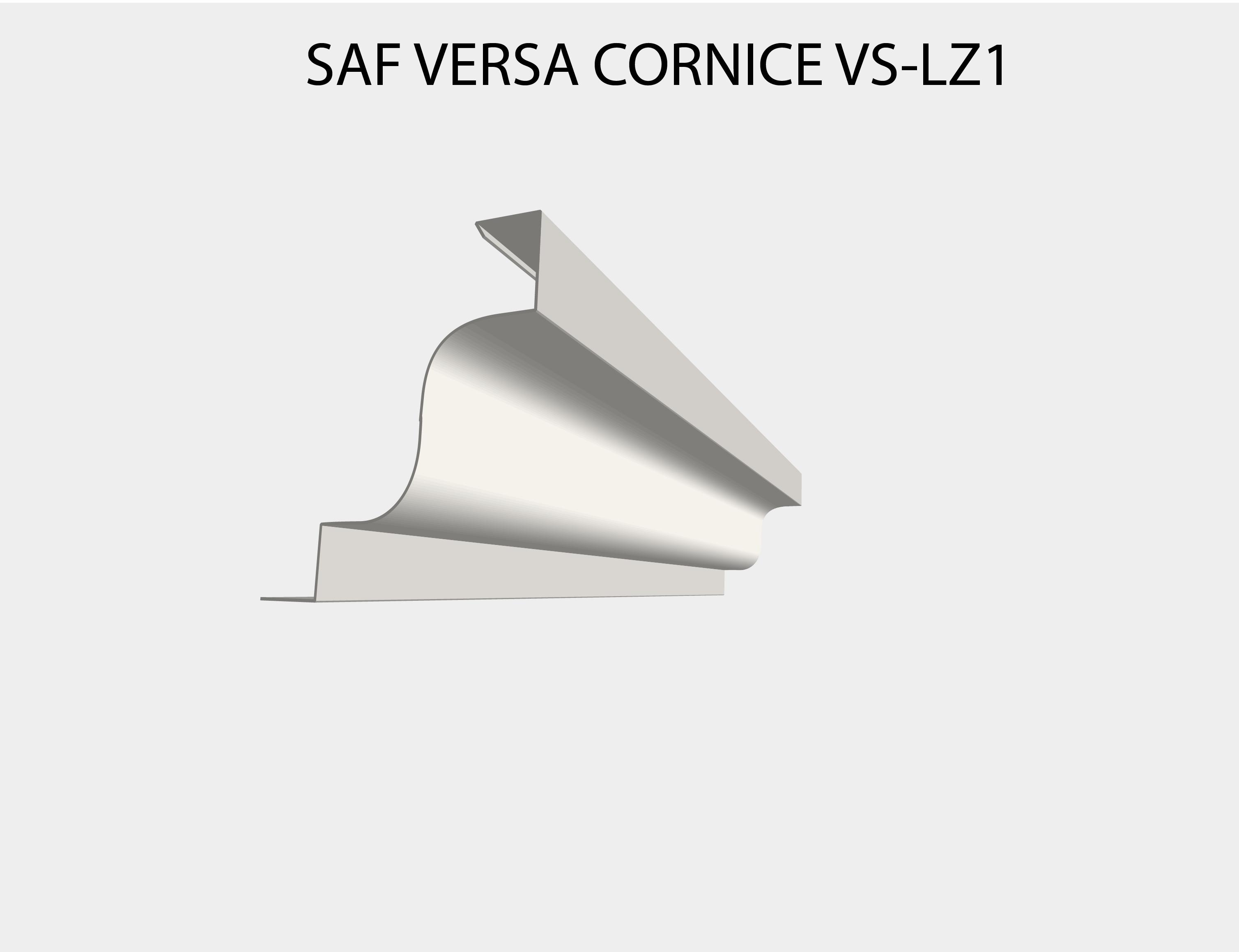 Formed Aluminum Cornices - SAF - Southern Aluminum Finishing Co, Inc