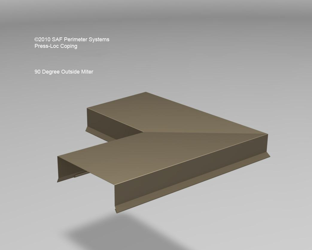 Roof Coping Projects Saf Southern Aluminum Finishing Co